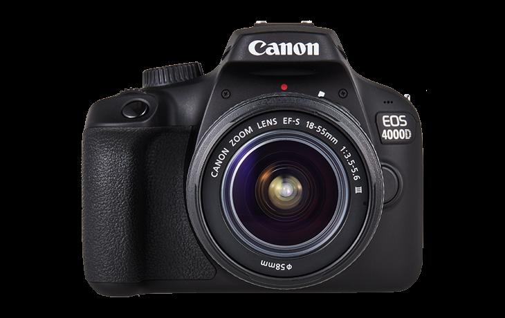 Canon EOS 4000D Full HD Video