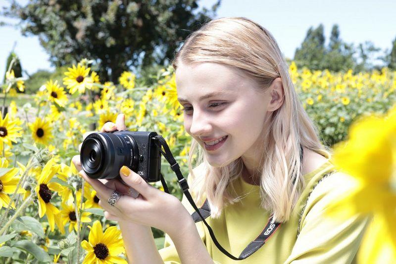 Canon EOS M200 15-45mm Lens