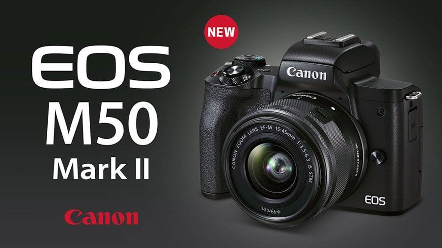 Canon EOS M50 Mark II-fiyat
