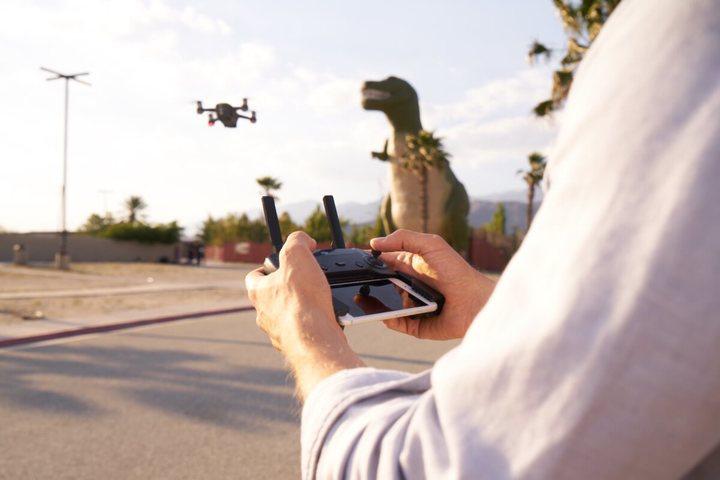 DJI Spark Drone Uzaktan Kumandası
