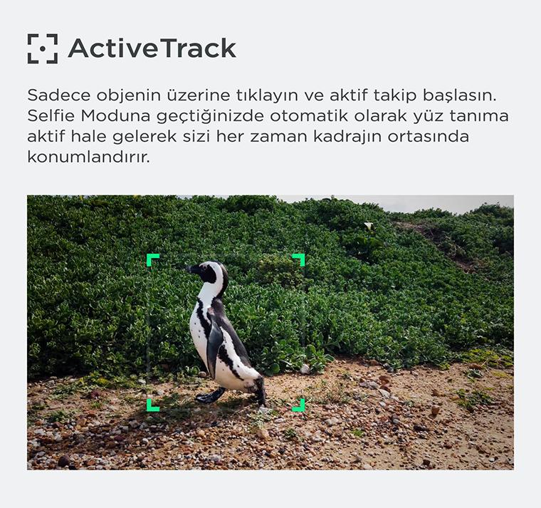 Dji Osmo Pocket-active-track