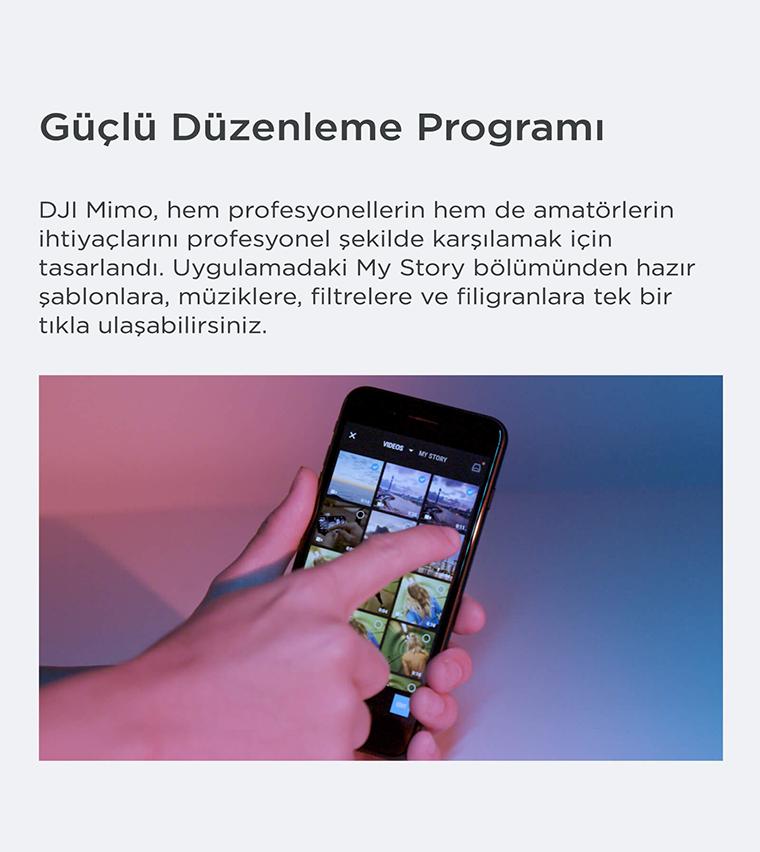 Dji Osmo Pocket-mimo-uygulaması-indir