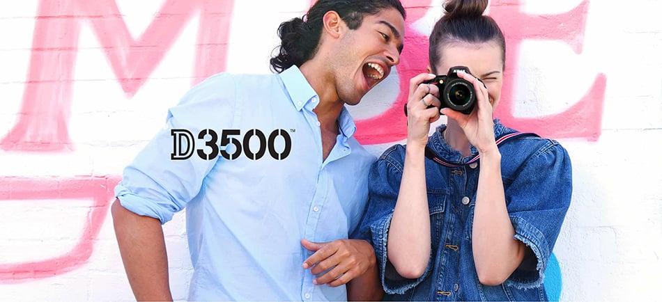 Nikon D3500 ozellikleri , inceleme ,fiyatı