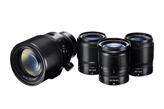 Nikon Z6 Aynasız Fotogˆraf Makinesi 4k video