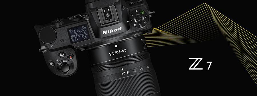 Nikon Z7 Aynasız Fotoğraf Makinesi özellikleri