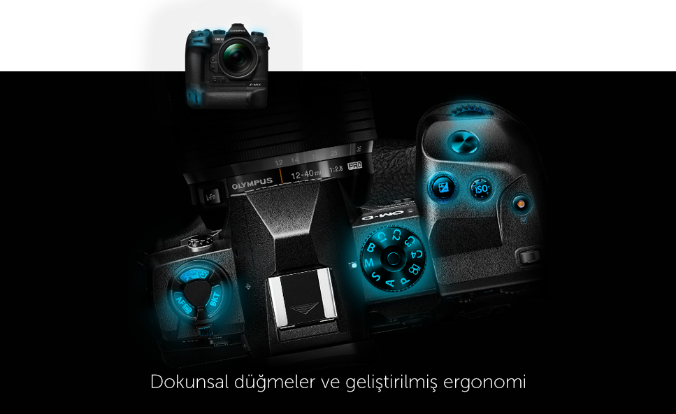 Olympus OM-D E-M1X video