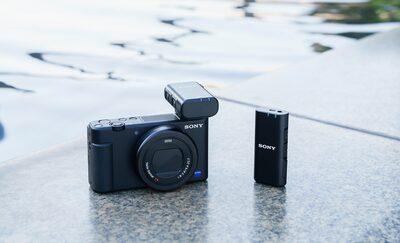 Sony ECM-W2BT Bluetooth Kablosuz Mikrofon
