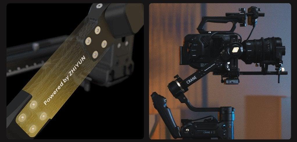 Zhiyun Crane 3S Handheld Stabilizer fiyatý ve özellikleri inceleme