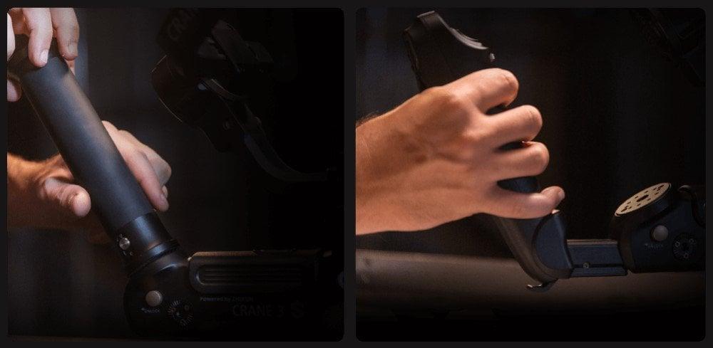 Zhiyun Crane 3S Handheld Stabilizer fiyatý