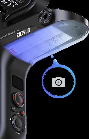 Zhiyun-Tech Weebill Lab Handheld Stabilizer test