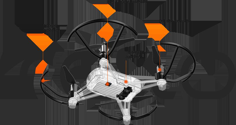 Tello Drone Özellikleri